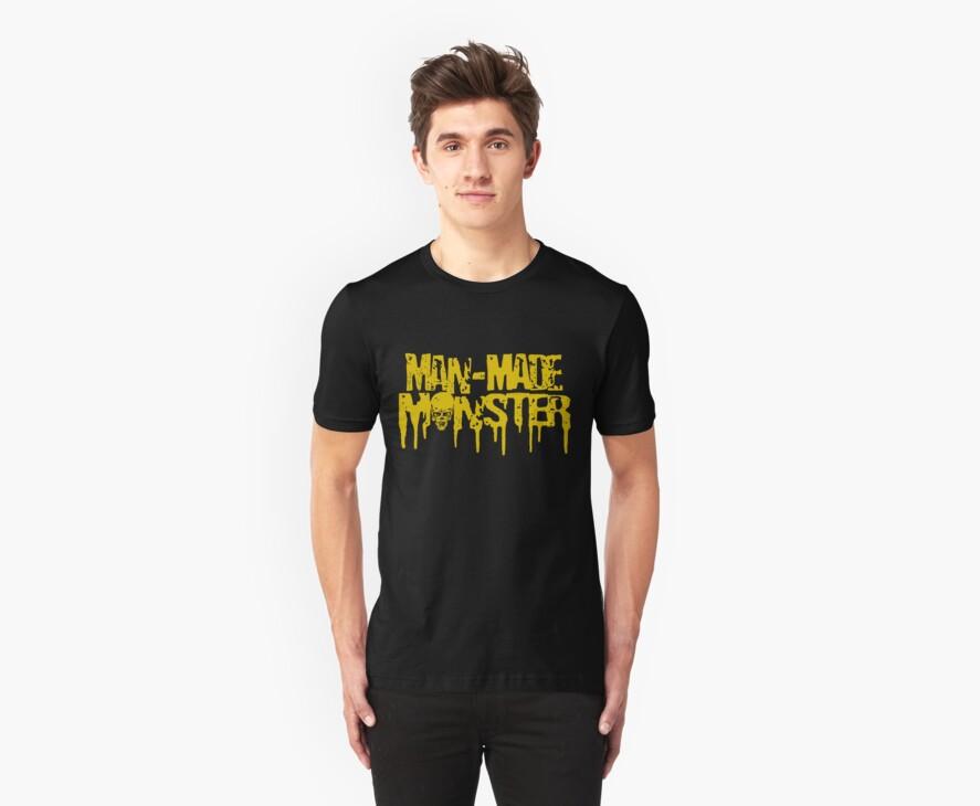 Man-Made Monster by Scott Simpson