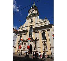 City Parish Church, Graz  Photographic Print