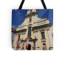 City Parish Church, Graz  Tote Bag