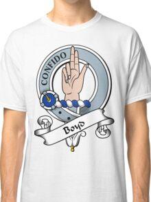 00031 Boyd Clan Tartan  Classic T-Shirt