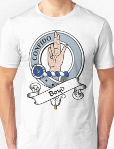 00031 Boyd Clan Tartan  T-Shirt