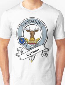 00034 Gordon Clan/Family Tartan T-Shirt