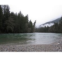 Skagit Headwaters Photographic Print