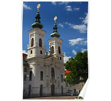 Church Mariahilf, Graz Poster
