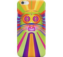 abstract mask 2 iPhone Case/Skin