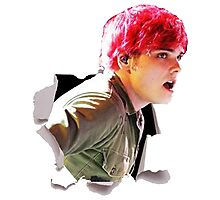Gerard Way Photographic Print