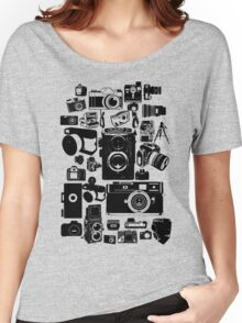 Cameras Women's Relaxed Fit T-Shirt