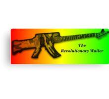 The Revolution Wailer Canvas Print
