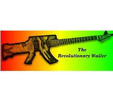 The Revolution Wailer Photographic Print