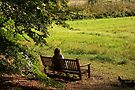 A quiet moment in solitude...  by steppeland