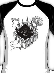 Marauder's Map T-Shirt