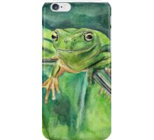 Hop The Frog iPhone Case/Skin
