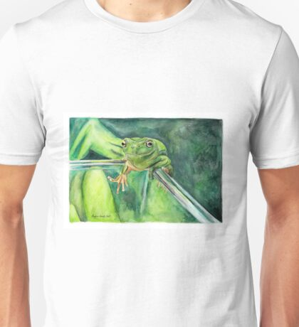 Hop The Frog Unisex T-Shirt
