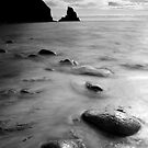 Talisker Bay, Isle of Skye by Claire Tennant