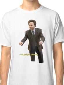 """You Just Got Jamm-ed!"" Classic T-Shirt"
