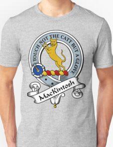 00083 Ritchie Clan Tartan  Unisex T-Shirt