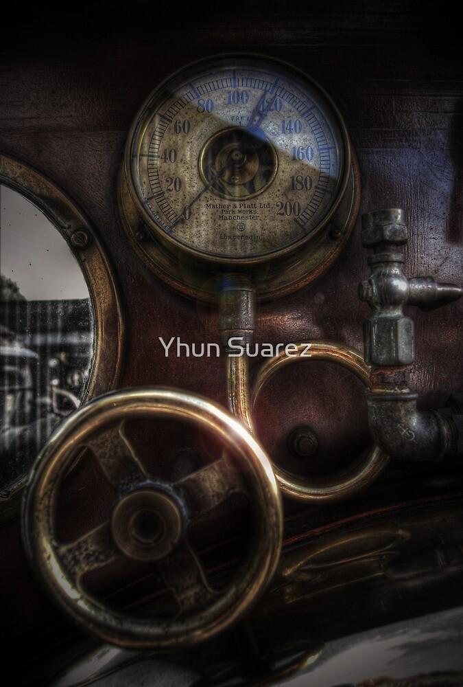 FR20 Gauge by Yhun Suarez
