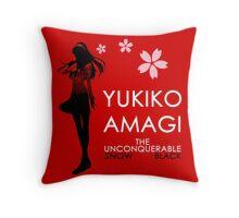Yukiko Amagi - Persona 4 Throw Pillow