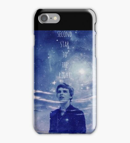 Once Upon a Time Peter Pan Merchandise iPhone Case/Skin