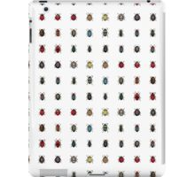 Beetles Ladybugs Insects Bugs iPad Case/Skin
