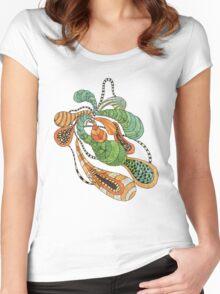 Just Weird Women's Fitted Scoop T-Shirt