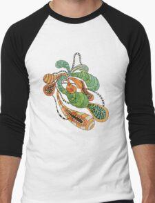 Just Weird Men's Baseball ¾ T-Shirt