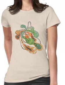 Just Weird Womens Fitted T-Shirt