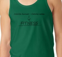 The Fitness Equation Tank Top