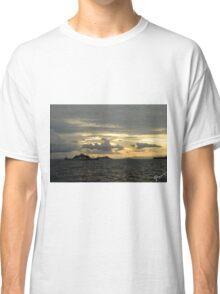Atardecer, Isla Tortuga, Costa Rica Classic T-Shirt