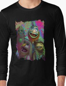 Muppet Maniac - Electric Mayhem as the Firefly Family Long Sleeve T-Shirt