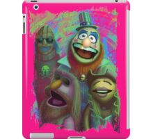 Muppet Maniac - Electric Mayhem as the Firefly Family iPad Case/Skin