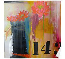 143 Billboard for Love urban graphic abstract Poster