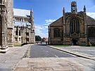 St Michael-Le-Belfrey , York by Audrey Clarke
