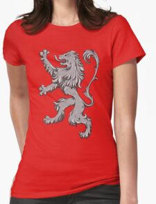 Griffin Family Crest Symbol Womens Fitted T-Shirt