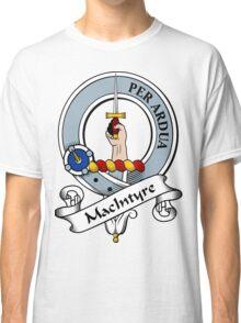 00092 MacIntyre Clan/Family Tartan  Classic T-Shirt