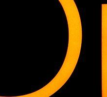 'Orange loop'  or  'O' by LillysElephant