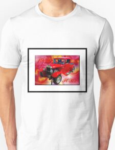 Far out man ! Its a 30 Ford Truck ! T-Shirt