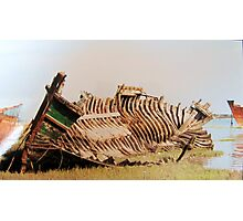 Spare ribs. Photographic Print