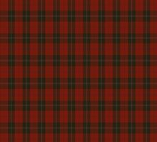 00097 Ramsay (Red) Clan Tartan  by Detnecs2013