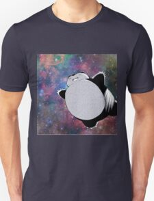 Snorlax In Space T-Shirt