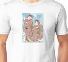 Maneki Neko Maiko Unisex T-Shirt