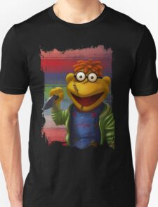 Muppet Maniac - Scooter as Chucky Unisex T-Shirt