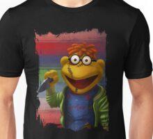 Muppet Maniac - Scooter as Chucky Unisex T-Shirt