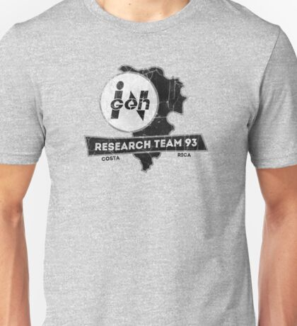 INGEN Research Team 93 v2 Unisex T-Shirt