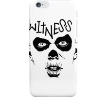 Witness iPhone Case/Skin