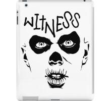 Witness iPad Case/Skin