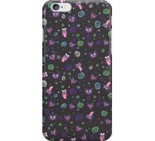 A Haunting Pattern iPhone Case/Skin