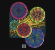 """Atlas CERN Collisions on High-Multiplicity pPb""© One Piece - Short Sleeve"