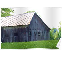ANOTHER BARN FROM THE PAST Poster