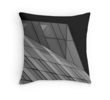 Window graphics Throw Pillow